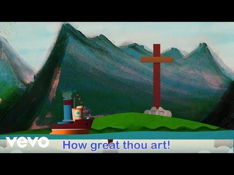 Sing Hosanna - How Great Thou Art | Bible Songs for Kids