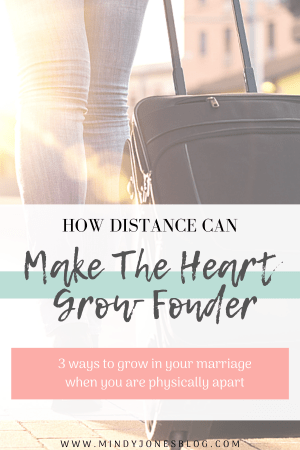 How Distance Can Make The Heart Grow Fonder
