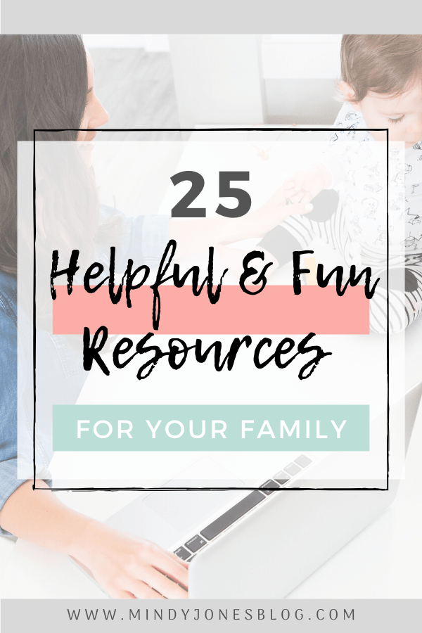 helpful resources for families