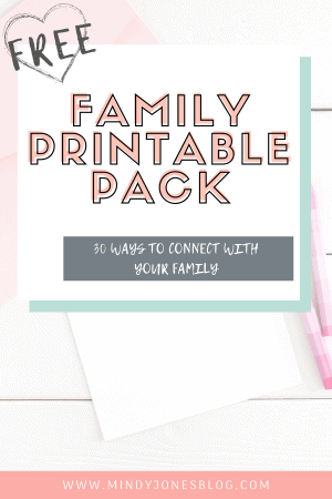 free family printables pack