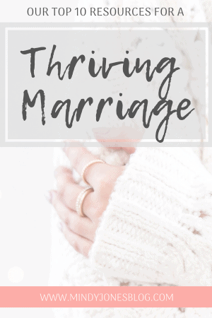Top 10 Resources For A Thriving Marriage