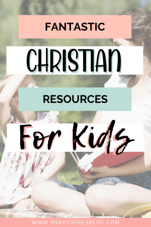 fantastic christian resources for kids mom and daughter