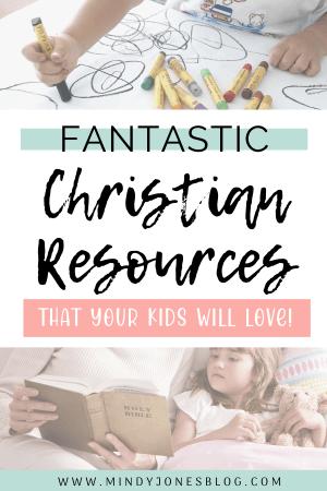 fantastic christian resources for kids