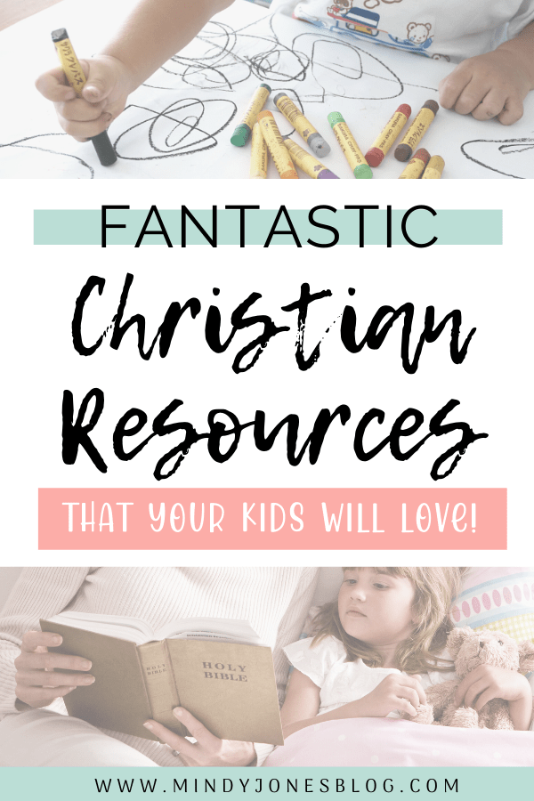 Christian Resources For Kids
