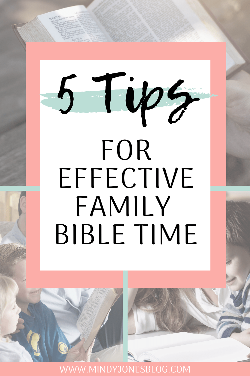 effective family bible time