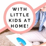 Work from home mom schedule