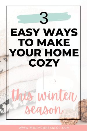 Keep home cozy this winter