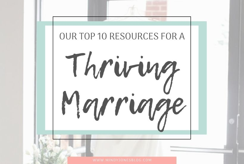 10 Life Changing Christian Marriage Books For Couples