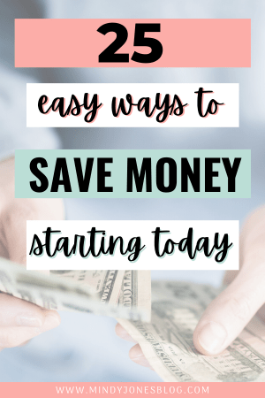 Save money today