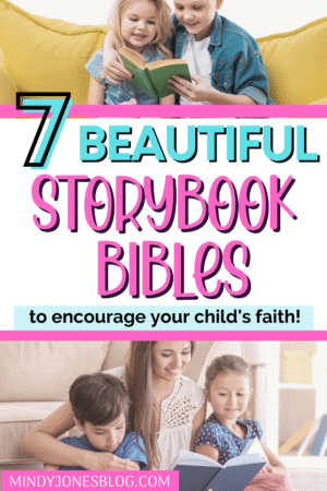 illustrated bible storybooks kids