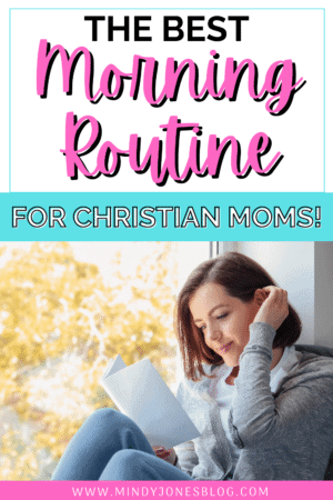 morning routine christian moms