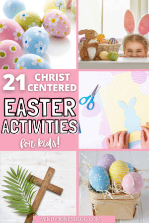 Christian activities for kids