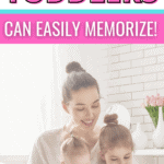 easy bible verses for toddlers to memorize