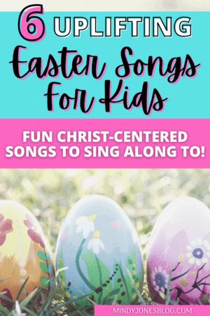 christian easter songs for kids