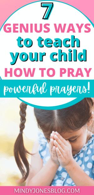 child prayers