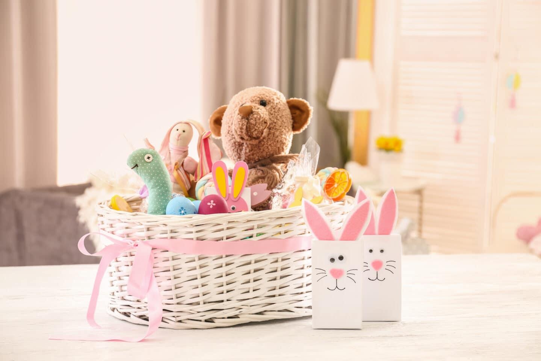 christian easter basket gift ideas for kids