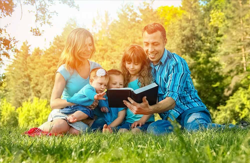 9 Practical Tips For Teaching Kids About The Bible At Home