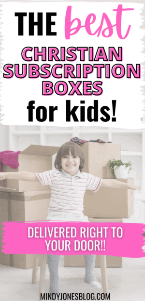 best christian subscription boxes for kids