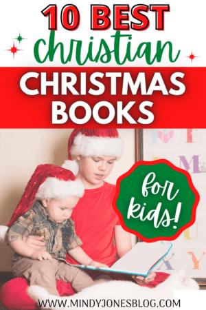 Christian Christmas Books For Kids