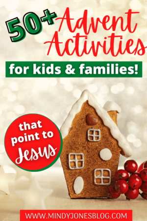 advent activities for toddlers