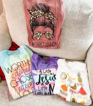 christian mom t shirts