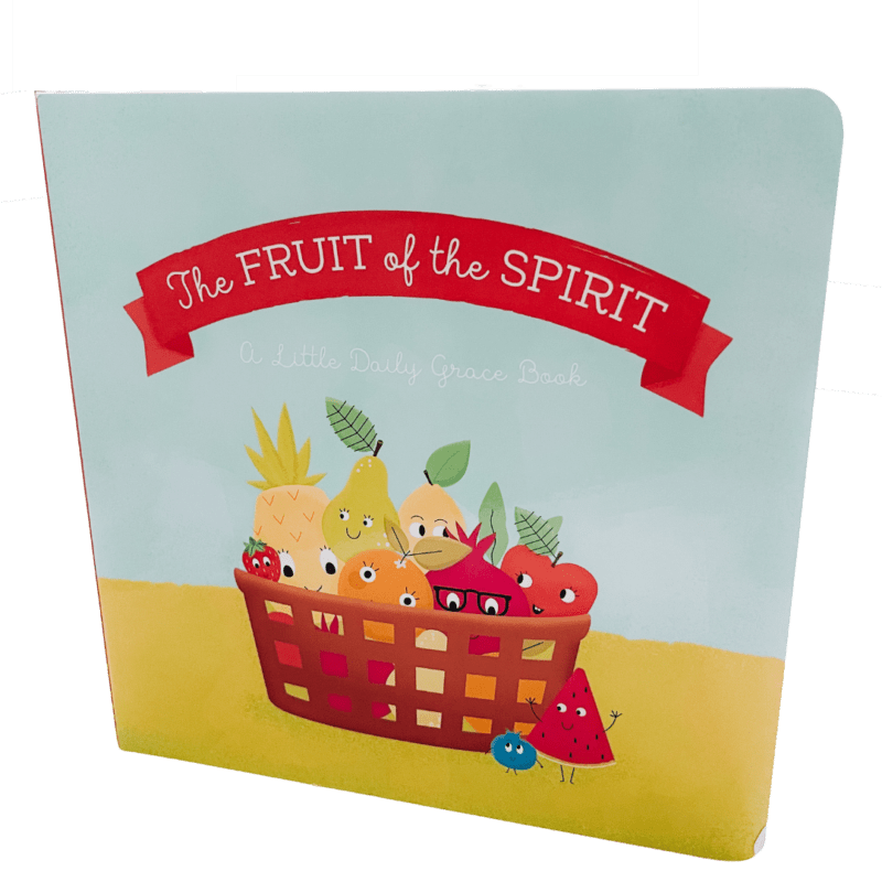 fruit of the spirit board book