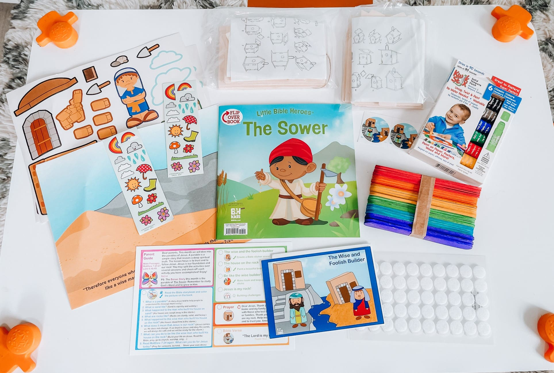 Hello Bible Junior Subscription Box Review: Is it Worth it?