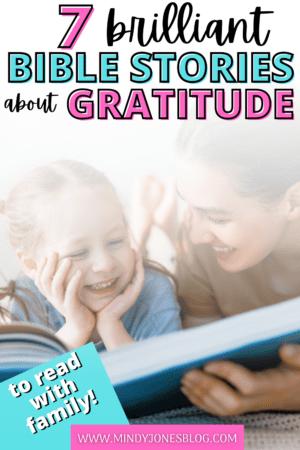 bible stories about gratitude