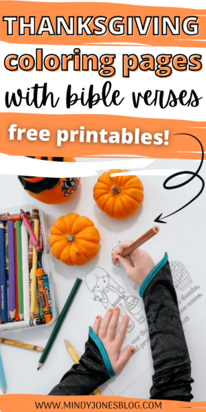 thanksgiving coloring pages bible verses
